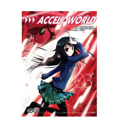 Accel World Tome 3