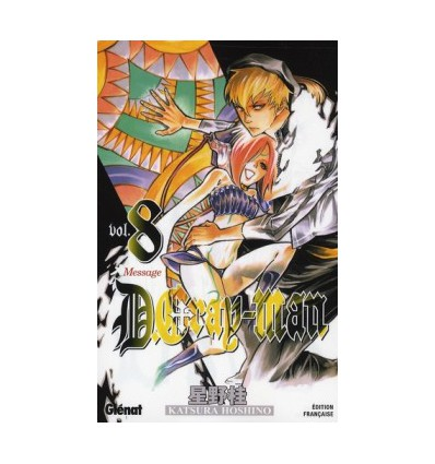 D.Gray-Man Tome 8