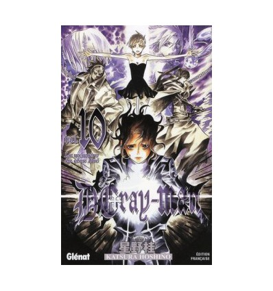 D.Gray-Man Tome 10