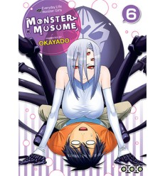 Monster musume Tome 6