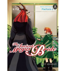 The ancient magus bride Tome 8