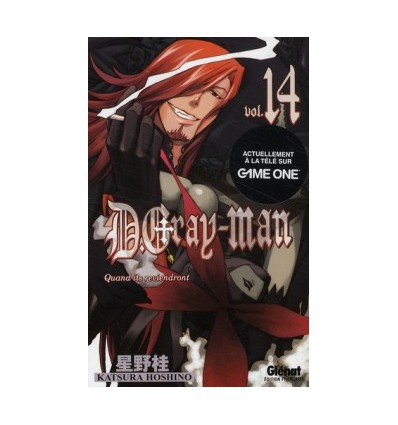 D.Gray-Man Tome 14