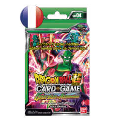 Dragon ball super TCG - Set demarrage - The guardian of Namekians - SD04