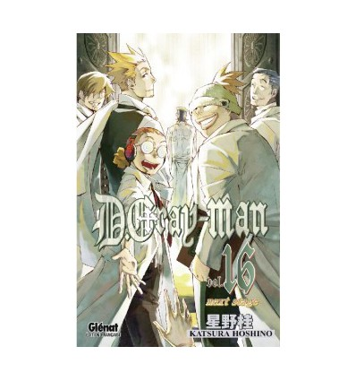 D.Gray-Man Tome 16