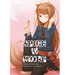 Spice & wolf Tome 6 - Light Novel