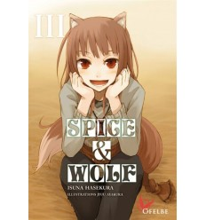 Spice & wolf Tome 3 - Light Novel