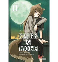 Spice & wolf Tome 2 - Light Novel