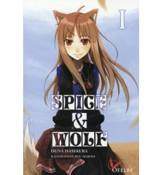 Spice & wolf Tome 1 - Light Novel