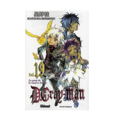 D.Gray-Man Tome 19
