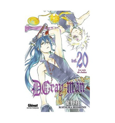 D.Gray-Man Tome 20