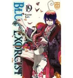 Blue exorcist Tome 19