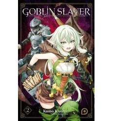 Goblin Slayer - Light novel Tome 2
