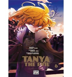 Tanya the evil Tome 6