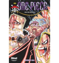 One Piece - édition originale Tome 89