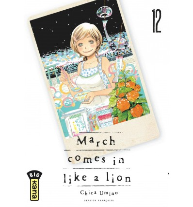 March comes in like a lion Tome 12