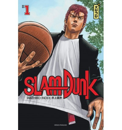 Slam dunk - Star édition Tome 1