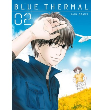 Blue thermal Tome 2