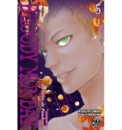 Bloody Monday Saison 2 Tome 5