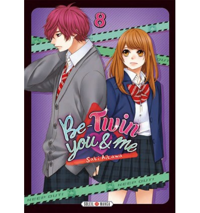 Be-twin you & me Tome 8