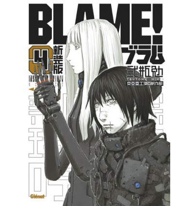 Blame - Deluxe Tome 4