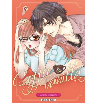 Coffee & Vanilla Tome 8