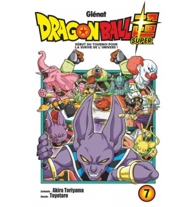 Dragon Ball Super Tome 7
