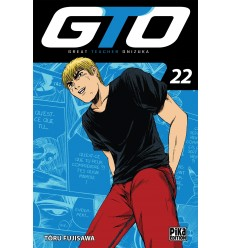 GTO - édition 2019 Tome 22