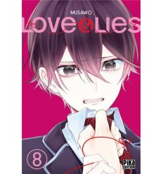 Love & Lies Tome 8