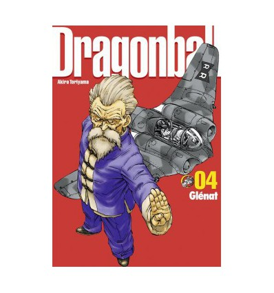 Dragon Ball Perfect Edition Tome 4