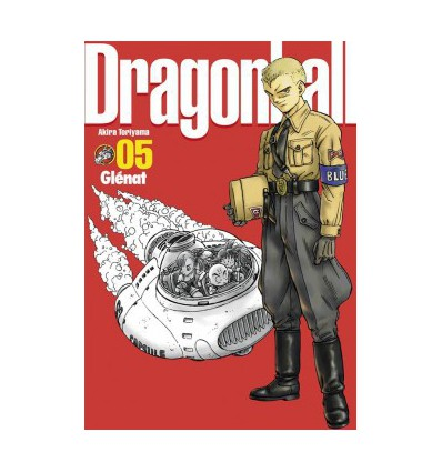 Dragon Ball Perfect Edition Tome 5