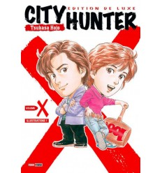 City Hunter XYZ Tome X