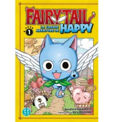 Fairy Tail - La grande aventure de Happy Tome 1