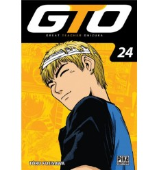 GTO - édition 2019 Tome 24