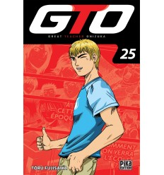 GTO - édition 2019 Tome 25