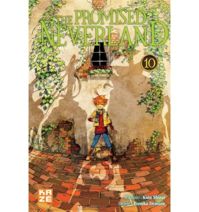 The promised Neverland Tome 10