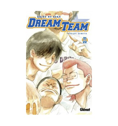 Dream Team Tome 21 - 22