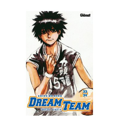 Dream Team Tome 33 - 34