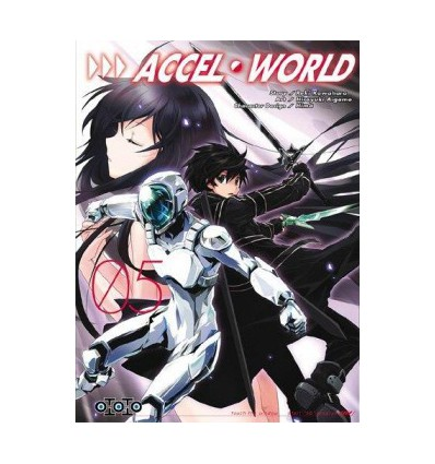 Accel World Tome 5