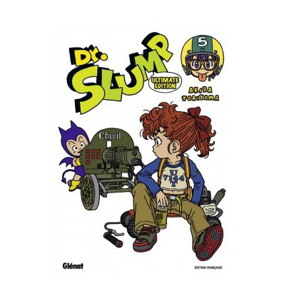 Dr Slump Perfect Edition Tome 5