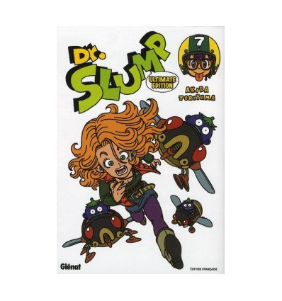 Dr Slump Perfect Edition Tome 7