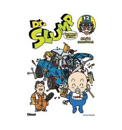 Dr Slump Perfect Edition Tome 12