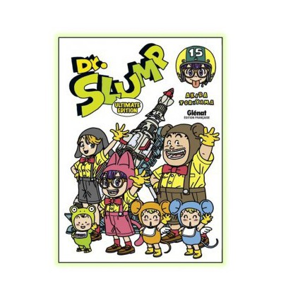 Dr Slump Perfect Edition Tome 15