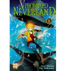 The promised Neverland Tome 11