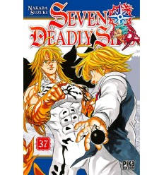 Seven deadly sins Tome 37