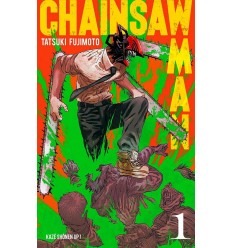 Chainsaw man Tome 1