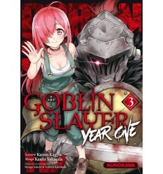 Goblin Slayer - Year one Tome 3