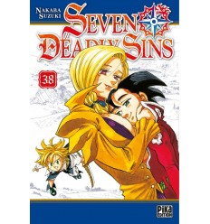 Seven deadly sins Tome 38