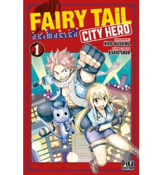 Fairy Tail - City hero Tome 1