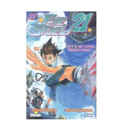 Eyeshield 21 Tome 10
