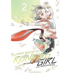 Running girl - Ma course vers les paralympiques Tome 2